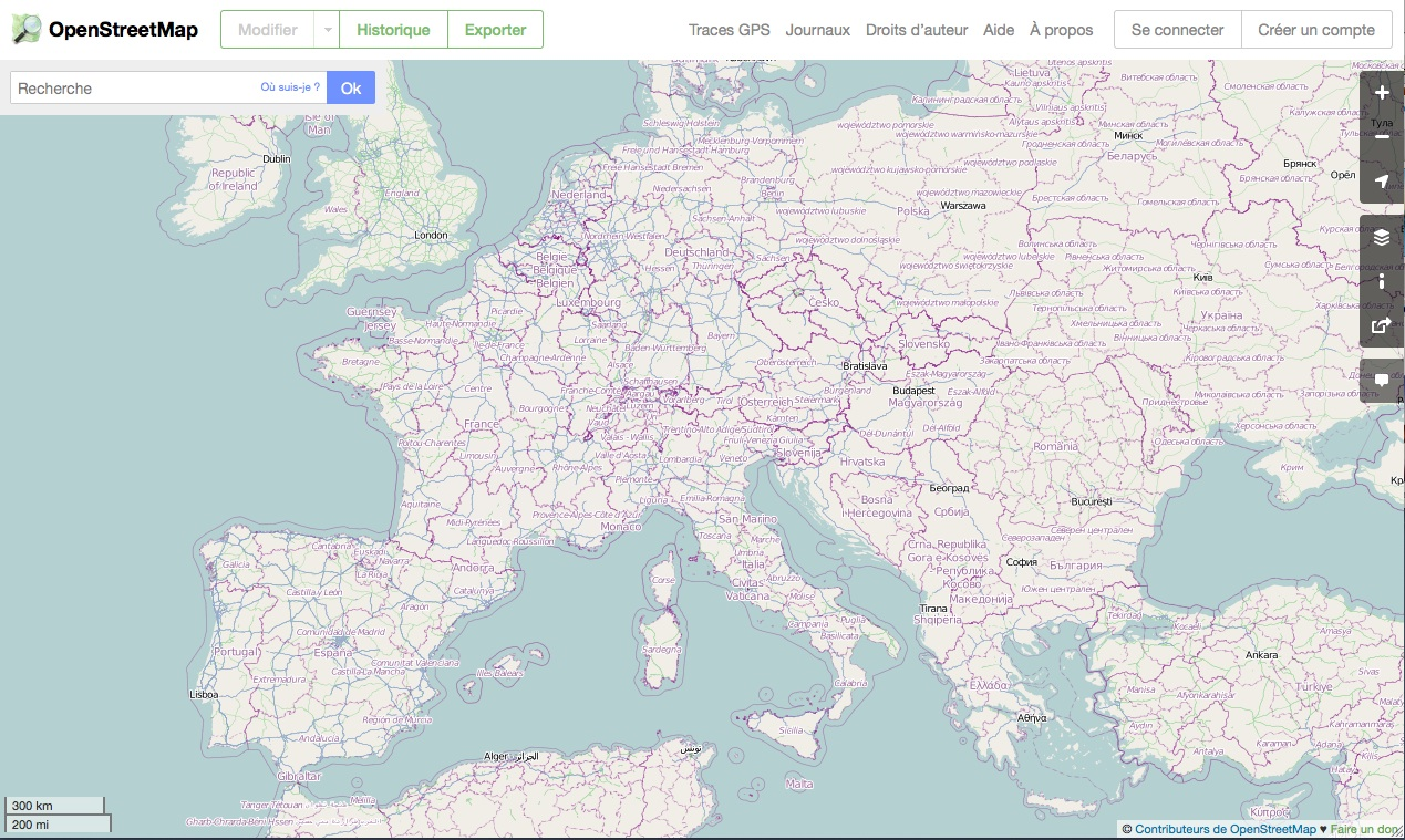 open-street-map