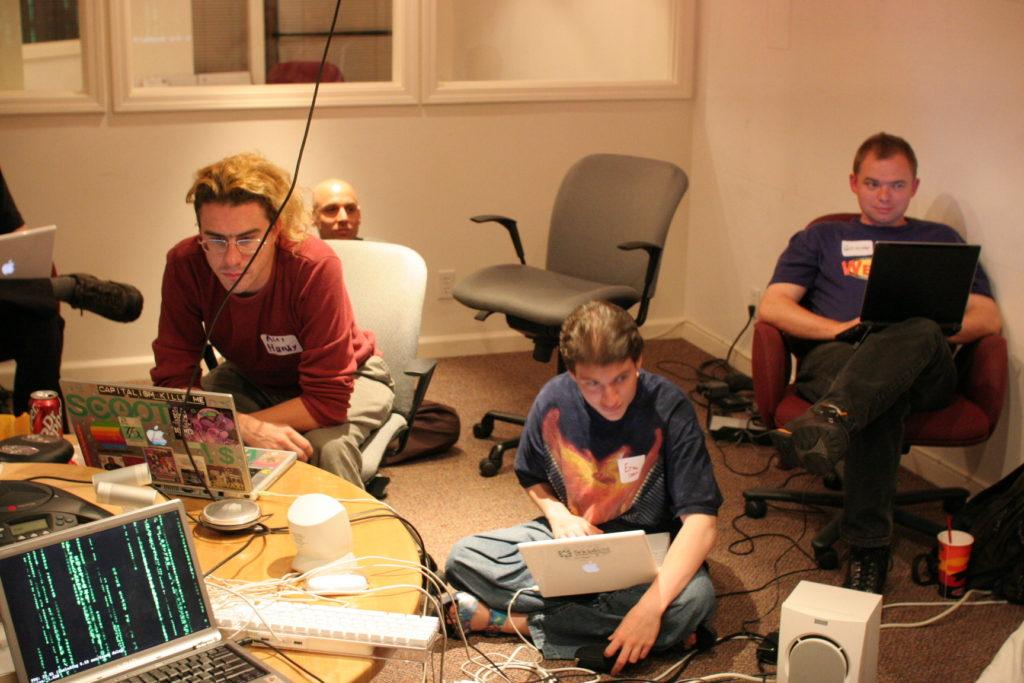 barcamp - nouveau mode de travail créatif